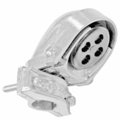 NER ECO-105 2-IN CLAMP-ON ENT CAP