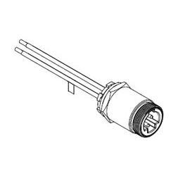WOOD 32632 QC 4P MR 12IN. 14/1 PVC LDS 1300030048