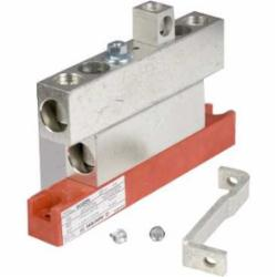Square D H600SN NEUTRAL ASSEMBLY INSULATED GROUNDABLE,240 V, 600 V,400 A, 600 A,Neutral Assembly,field installable,for fusible and non-fusible safety switches,lugs
