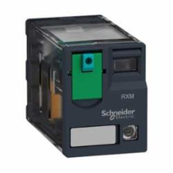 Schneider Electric RXM4AB2BD PLUG-IN RELAY 250V 6A RXM +OPTIONS,(NO) AC 20ms DC 20ms (NC) AC 20ms DC 20ms,-40...55 deg.C,1200 operating cycles/hour,24 VDC,4 C/O,650 Ohm at 20 deg.C +/- 10 ,6A,B300,Flat/Spade (Faston Type),IP 40 conforming to IEC/EN 60529,Miniature,plug-in relay,Plug-In Socket (DIN rail or Flange with adapter),UL Listed - CSA Certified - CE Marked - RoHS Compliant