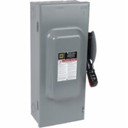 Schneider Electric H223N Heavy Duty Safety Switches