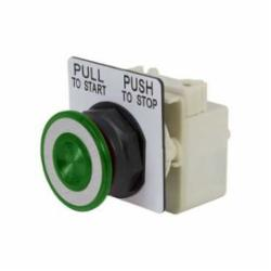 Schneider Electric 9001SKR8P1GH13 PUSHBUTTON 120VAC 30MM SK +OPTIONS,1 NO - 1 NC,10A,30 mm,600V,AC15 - DC13,Harmony,Illuminated,NEMA 1/2/3/3R/4/4X/6/12/13,Panel,Pushbutton,Screw Clamp,UL File Number E42259 CCN NKCR - CSA File Number LR24590 Class 3211-03 - CE Marked,Water tight, Dust tight, Oil tight and Corrosion Resistant (Indoor/Outdoor),black plastic,unmarked,maintained-momentary