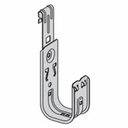 CABLE TO FLANGE, VERTICAL, 3/4-IN. HOOK, 1/16-IN. TO 1/4-IN. FLANGE