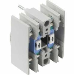 Square D 8501XB20 RELAY ADDER DECK 600VAC 10AMPS NEMA,10 A,2 NO,2P,Adder Deck,Direct,Used to expand the number of poles on a relay,screw clamp