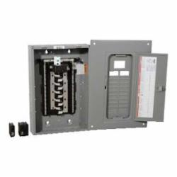 Square D by Schneider Electric HOM2040M100PCVP Square D by HOM VALPK INDR 100A MB 20/40CIR,#6 to #1 AWG(Cu)/#6 to #2/0 AWG(Al),1-Phase,100 A,120/240 V AC,120/240 V AC,3-Wire,Combination Flush/Surface,Convertible Mains - Breaker,Designed to meet residential, commercial and industrial requirements to protect electrical systems, equipment and people.,Homeline,Load Center,NEMA 1,Tin Plated Aluminium,UL Listed
