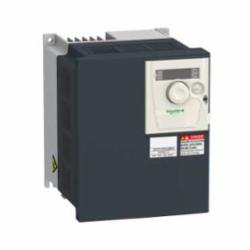 Schneider Electric ATV312HU30M3 AC DRIVE4 HP 240V 3 PHASE,13.7A 3.0HP,208/240Vac,3 Phase Input, 3 Phase Output,3-Phase,3-Phase,3.0kW,50/60Hz,7,AC Drive,Al1, Al2, Al3, AOV, AOC, R1A, R1B, R1C, R2A, R2B, LI1...LI6 terminal 2.5 mmA? AWG 14L1, L2, L3, U, V, W, PA, PB, PA/+, PC/- terminal 5 mmA? AWG 10,Altivar 312,Altivar 312,IP20,Simple Machines Variable & Constant Torque,UL Listed, CSA Certified, CE Marked