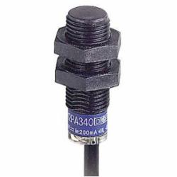 Schneider Electric XS4P12PA340L1 INDUCTIVE SENSOR 24VDC 200MA XS +OPTIONS,-,general purpose,-25...70 deg.C,0.16 in (4 mm),1 LED (yellow) for output state,1 NO, PNP,10...36 V DC,12...24 V DC with reverse polarity protection,12 mm,35 mm,35 mm,PPS,cylindrical M12,12 mm,35 mm,inductive proximity sensor,5 m,cable,<= 5000 Hz,IP68 double insulation conforming to IEC 60529,OsiSense,UL-CSA,inductive proximity sensor,non flush mountable,plastic