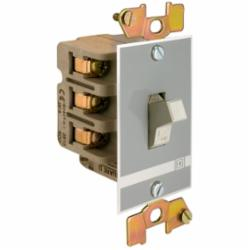 Square D 2510KO5 MANUAL SWITCH 600VAC K+OPTIONS,1-Phase,2HP@115VAC - 3HP@230VAC - 7.5HP@460VAC - 10HP@575VAC,2P,30A,600VAC/230VDC,K,Non-Reversing Manual Switch,Open,Provides manual ON/OFF control of single or three phase AC motors where overload protectio