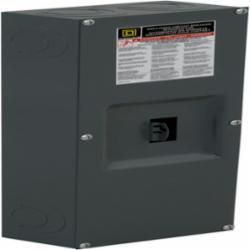 Square D Q22200NS ENCLOSURE CIRCUIT BRKR 240V 200A NEMA 1,200 A,200 A,NEMA 1,Q,UL, CSA,circuit breakers,enclosure