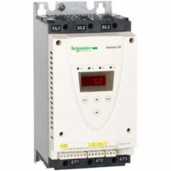 Schneider Electric ATS22D47S6 soft start 208-600vac220Vcntrl ,47amp,15HP@230V - 30HP@460V - 40HP@575V 18.5kW,230...600 V (- 15...10 ),3 phases,47A,> 40...< 60 deg.C with current derating 2.2 per deg.C--10...40 deg.C without derating,Altistart 22,IP20,UL - CSA - CE - RoHS,internal bypass,soft starter,severe and standard applications