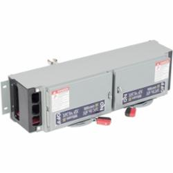 Square D QMB362T SWITCH, FUSIBLE QMB 600V 60A 3P TWIN,200000 AIR,60-60A,600VAC,Branch Switch,Fusible Disconnect,Panel/Surface Mount,QMB,Steel,UL Listed