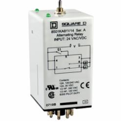 Schneider Electric 8501KA112AV20 Alternating Voltage Relays