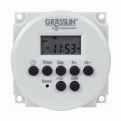 INT-MAT FM1D14-12U 24-Hour/7-Day Electronic Timer Module, 12VDC