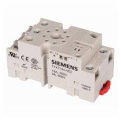 Siemens RELAY SOCKET, 8-PIN OCTAL, TOUCHSAFE