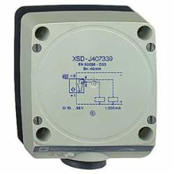Schneider Electric XSDH607339 Inductive, Cylinder-Probe Style