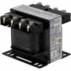 Square D™ 9070T50D1 Type T Industrial Control Transformer, 240/480 VAC Primary, 120 VAC Secondary, 50 VA