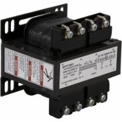 Square D™ 9070T100D1 Type T Industrial Control Transformer, 240/480 VAC Primary, 120 VAC Secondary, 100 VA