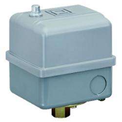 Square D 9013GHG5J63 PRESSURE SWITCH 575VAC 5HP G +OPTIONS,-,0.25 inch NPT external conforming to UL 508,145...175 psi,24...45 psi,250 psi (32...215 psi),80...250 psi,300 PSIG,32 to 215 PSIG,DPST,General Purpose (Indoor),NEMA 1,Pressure Switch,Pumptrol,Screw Clamp,UL listed, CSA,control electrically driven water pumps and air compressors,fresh water (-22...257 deg.F)-air (-22...257 deg.F)