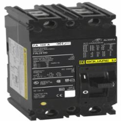 Square D FAL22030 MOLDED CASE CIRCUIT BREAKER 240V 30A,240 V AC,30 A,50/60 Hz,F-frame,Molded Case Circuit Breaker,Thermal Magnetic,UL, CSA