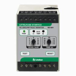 L-FSE SE-601-0D DC GROUND-FAULT MONITOR 9-36 VDC SUPPLY