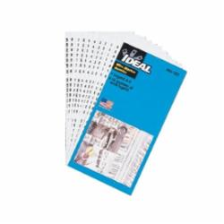 IDEAL 44-148 BOOK, SOLID PAGES, A-Z