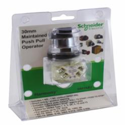 Schneider Electric 9001AB2 PUSHBUTTON +OPTIONS,Contains 9001KR9RH13,Harmony,Pushbutton blisterpack,UL, CSA