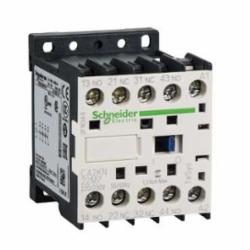 Schneider Electric CA2KN22M7 CONTROL RELAY 600VAC 10AMP IEC +OPTIONS,-25...50 deg.C,10 A at <= 50 deg.C,2 NO + 2 NC,220/230VAC,IP2x,Screw Clamp,TeSys,UL Listed File Number 164353 CCN NKCR - CSA Certified File Number LR43364 Class 3211 03 - CE Marked,control circuit,control relay,rail-plate