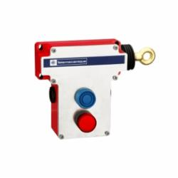 Telemecanique,CABLE PULL SWITCH 300VAC 10AMP XY2CE+OPTIONS,-25...70 Adeg.C,10 A,2 NC + 2 NO,XY2CE XY2CE,latching emergency stop rope pull switch Preventa XY2,screw clamp terminal 1 x 0.5...2 x 1.5 mmA?