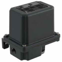 Square D 9013GHW2J28 PRESSURE SWITCH 575VAC 5HP G +OPTIONS,-,0.25 inch NPSF internal conforming to UL 508,200 psi (35...150 psi),30...60 psi,65...200 psi,70...100 psi,250 PSIG,35 to 150 PSIG,DPST,NEMA 4,Pressure Switch,Pumptrol,Screw Clamp,UL listed, CSA,Water tight and Dust tight (Indoor/Outdoor),air (-22...257 deg.F)-fresh water (-22...257 deg.F),control electrically driven water pumps and air compressors