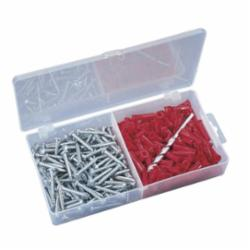 IDEAL 90-052 FLANG ANCHOR KIT, RED #10