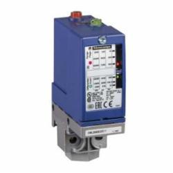 Schneider Electric XMLB010A2S13 PRESSURE SWITCH XML +OPTIONS,-,-13deg.F to +158deg.F (-25deg.C to 70deg.C),1/2 NPT Conduit Entrance - Screw Clamp Terminals,1/4 - 18 NPTF (female),10 bar,<= 120 (for temperature > 32deg.F),Adjustable 8.26 to 108.75 psi,IP66 conforming to IEC/EN 60529,Nautilus,UL Listed File E164865 CCN NKPZ - CSA Certified File LR44087 Class 3211 03 - CE Marked,air (0...70 deg.C)-fresh water (0...70 deg.C)-hydraulic oil (0...70 deg.C),electromechanical pressure sensor