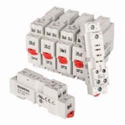 Siemens RELAY SOCKET, 5-PIN, TOUCHSAFE