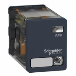 Schneider Electric RPM23JD Plug-in Relay 250V 15A RPM + LED, NO MANUAL O