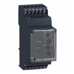 Schneider Electric RM35S0MW SPEED RELAY 250V 5AMP RM35,-20 to 50,24 to 240 VAC/VDC,5 A (1 A at 24 VDC, 5 A at 24 VAC, 3 A at 250 VAC),50/60 Hz deg.10,AC-12 - AC-13 - AC-14 - AC-15 - DC-12 - DC-13 - DC-14,Din Rail,IP20 (terminals) conforming to IEC 60529IP30 (casing) conforming to IEC 60529,Over or under operating rate / speed,SPDT,Speed Control Relay,UL - CSA - CE - RoHS - GL - C-Tick - IEC - GOST - NF - EN - EMC - EEC