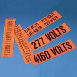 PAND PCV-24VDCBY VOLTS MARKER CARD