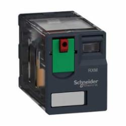 Schneider Electric RXM4AB1B7 PLUG-IN RELAY 250V 6A RXM +OPTIONS,(NO) AC 20ms DC 20ms (NC) AC 20ms DC 20ms,-40 to 131deg.F (-40 to 55deg.C),1200 operating cycles/hour,180 Ohms,24 VAC,4 NO/4 NC 4PDT,6A,B300,Flat/Spade (Faston Type),IP 40 conforming to IEC/EN 60529,Miniature Relay,Plug-In Socket (DIN rail or Flange with adapter),UL Listed - CSA Certified - CE Marked - RoHS Compliant