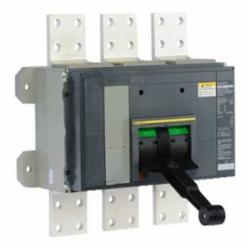 Schneider Electric RKF36000S25 AUTOMATIC MOLDED CASE SWITCH 600V 2500A,unit mount