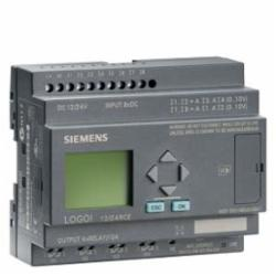 SIEMENS 6ED10521MD000BA7 LOGO!12/24RCE 8DI(4AI)/4DO 400 BLOCKS