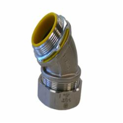 APP 4QSS4150T 1-1/2 IN 45DEG LFMC INSUL CONN STN-STL