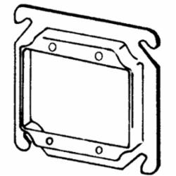 APP 8470A 4-IN SQ 2G 1/2 SW RING