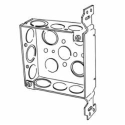 APP 4SVB-EK-PL 4SQ BOX W FLAT BRKT