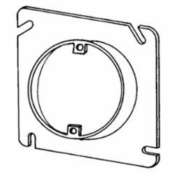 APP 8488B SQ-RND 11B 5/8 PLAS RING