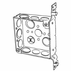 APP 4SAB-EK 4X1-1/2D BRACKET ELECTRICAL BOX
