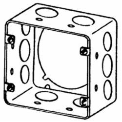 APP 4SJDE-1/2-3/4 4-11/16 DEEP 11B EXTENSION BOX