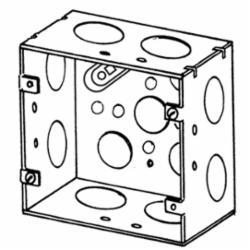 APP 4SJD-3/4-1 4-11/16 DEEP 11B ELECTRICAL BOX W/ 3/4 & 1