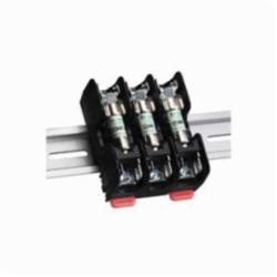 Littelfuse® POWR-GARD® L60030M-1CDINR Releasable Fuse Block, 600 VAC/VDC, 30 A, 14 - 6 AWG Wire, 1 Poles