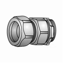 O-Z/Gedney 31-075 Type 31 Gland Compression Connector, 3/4 in Trade, For Use With Threadless Rigid Conduit