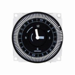 INT-MAT FM1STUZ-120U 24-Hour Electromechanical Timer Module, 21A, SPDT