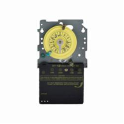 Intermatic® T104M Mechanical Timer Mechanism, 208/277 VAC, 40 A, 2NO/DPST Contact Form, 2 Poles