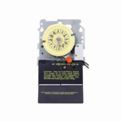 Intermatic® T104M201 Mechanical Timer Mechanism, 208/277 VAC, 40 A, 2NO/DPST Contact Form, 2 Poles